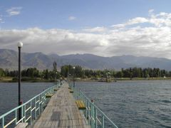 Kirgisian Republic, Issyuk-Kul lake 1 by <b>csisc</b> ( a Panoramio image )