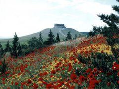 Shmemis Citadel by <b>Hasan KHANSA</b> ( a Panoramio image )