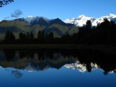 Lake Wanaka ~ New Zealand by <b>~ Denise Cottin ~</b> ( a Panoramio image )