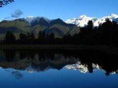 Lake Wanaka ~ New Zealand by <b>~ Denise Cottin ~</b> ( a Panoramio image )