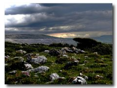 The Burren by <b>Schwiemonster</b> ( a Panoramio image )