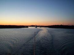 Leaving Mariehamn. by <b>c.s.</b> ( a Panoramio image )