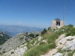 поглед на Бококоторски залив са Ловћена by <b>stojan krstic</b> ( a Panoramio image )
