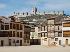 Plaza del Coso by <b>Rosaflor</b> ( a Panoramio image )