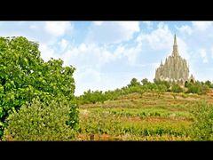 SANTUARI DE LA MARE DE DEU DE MONTSERRAT A MONTFERRI by <b>manel Rouras Beiner</b> ( a Panoramio image )