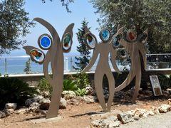 Haifa: Basilica of Our Lady, Star of the Sea, Stella Maris Carme by <b>Nicola e Pina Israele 2009</b> ( a Panoramio image )