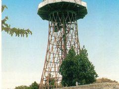 Водонапорная башня инженера В.Г.Шухова. (фото 1997г) by <b>mikrolab</b> ( a Panoramio image )