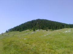 Ljeljeni Vrh (1885m) by <b>Viktor Smolovic</b> ( a Panoramio image )