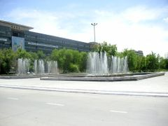 Фонтаны.  (Fountains) by <b>узбек</b> ( a Panoramio image )