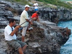 Fishing in Providenciales by <b>Marius M.</b> ( a Panoramio image )