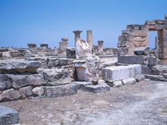 Templo de Zeus, Cyrene - © rk by <b>rokaPic40666</b> ( a Panoramio image )