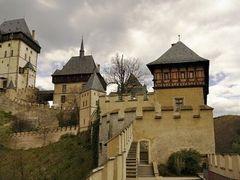Karlstein by <b>manuamador</b> ( a Panoramio image )