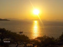 Fethiye de G?n Bat?m? (Sunset) by <b>Mehmed_</b> ( a Panoramio image )