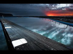 North Narrabeen Pool by <b>-Yury-</b> ( a Panoramio image )