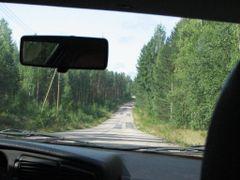 Ruokolahti, trees and ... trees by <b>wanni</b> ( a Panoramio image )