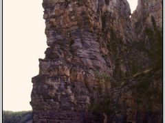 Pulpit Rock, NWT by <b>mattsh</b> ( a Panoramio image )