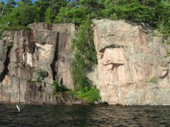Cliff by <b>ckpenner</b> ( a Panoramio image )