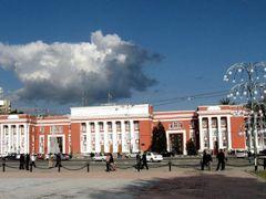 Мачлиси Оли by <b>sulaymon.shobek</b> ( a Panoramio image )