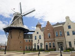 Pella Windmill by <b>LSessions</b> ( a Panoramio image )