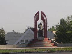 Kyrgyzstan, Summer 2009, route Bishkek - Jalal-Apat, Kara-Balta  by <b>Vladimir Kharitonov</b> ( a Panoramio image )
