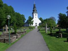 Kopings Kyrka by <b>nervsjuk</b> ( a Panoramio image )