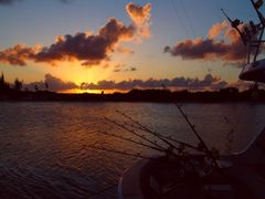 Sunset in Turtle Cove by <b>Marius M.</b> ( a Panoramio image )
