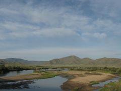 Mongolian countryside by <b>Michal.Hugo.Kostal</b> ( a Panoramio image )