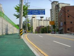 Front of Gyeonggi Science Highschool (Suwon) by <b>G43</b> ( a Panoramio image )