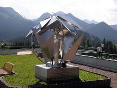 Alpine Monument by <b>© Douglas MacGregor</b> ( a Panoramio image )