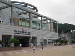 Busan Educational and Cultural Center for Students by <b>massu</b> ( a Panoramio image )