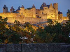 Carcassonne by <b>dimashoo</b> ( a Panoramio image )