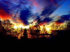 Autumn colours by <b>Kari Pulkkinen</b> ( a Panoramio image )