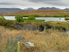 Lake McGregor by <b>Tomas K?h?ut</b> ( a Panoramio image )