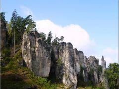 Prachovske skaly/Prachov Rocks by <b>Marketa.L</b> ( a Panoramio image )