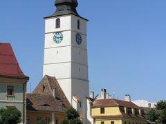 turnul sfatului by <b>Sorin Jurca</b> ( a Panoramio image )