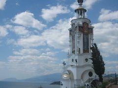 Свято-Николаевский храм 2. by <b>Roman Kaplun</b> ( a Panoramio image )