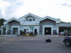 Benque Viejo-Frontera de Belize amb Guatemala. by <b>Jordi Font Bayo</b> ( a Panoramio image )