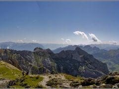 Santis - der Berg ¦ pilago by <b>pilago</b> ( a Panoramio image )