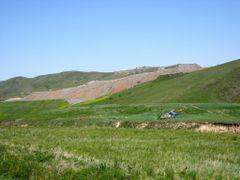 Abraumhalde Goldmine (Betreten verboten!) by <b>DanielMarc</b> ( a Panoramio image )