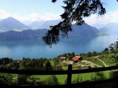 Burgenstock Panorama (Lake Lucerne) by <b>digipic</b> ( a Panoramio image )