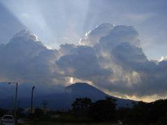 El creador de Universo envia su amor hacia la tierra by <b>Wilber Calderon - El Salvador</b> ( a Panoramio image )