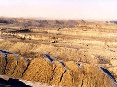 Shivee-Ovoo Coal Mine by <b>Munkhbat</b> ( a Panoramio image )