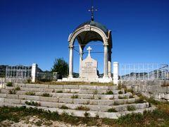 "Orlov Krs - Ruler Danila""s Mausoleum by <b>andreisss</b> ( a Panoramio image )"