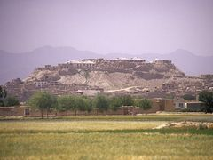 Historical Fort (BALA HISAR) in Ghazni city by <b>Shafi-Rahel</b> ( a Panoramio image )