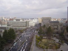 Kotodai Park &amp; Sendai city hall by <b>Maz-m</b> ( a Panoramio image )