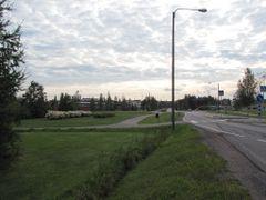 Nurmijarvi Raalantie view to the west by <b>kpzoo</b> ( a Panoramio image )