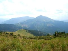 Мармароський масив by <b>Юрій Pепало</b> ( a Panoramio image )