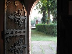 Beautiful door by <b>K.Csaba</b> ( a Panoramio image )