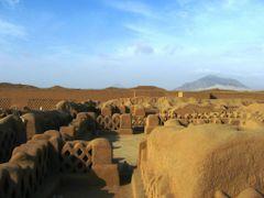 Chan Chan - Trujillo - Peru by <b>Gaudenzio Ghilardi</b> ( a Panoramio image )