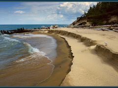 Sandy beach by <b>igvm</b> ( a Panoramio image )
